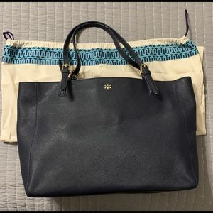 Tory Burch York Large Buckle Tote